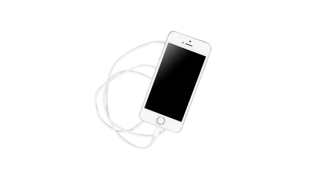 Phone on Charger ready for Locker