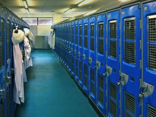 Work-lockers