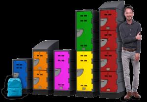 B Series Lockers Popular man-673px
