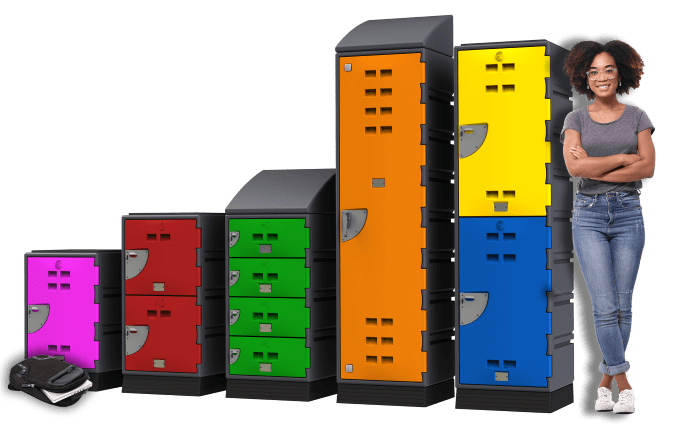 C-Series-Lockers-and-woman-673px